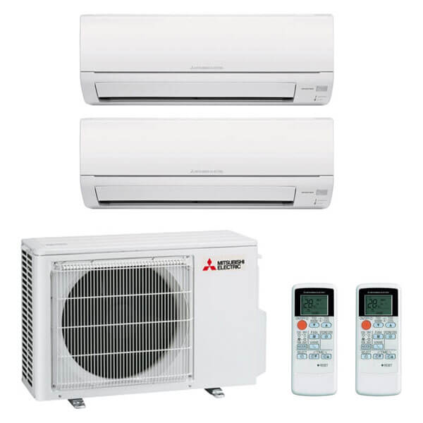 Mitsubishi Electric MXZ-2DM40VA / MSZ-DM25VA