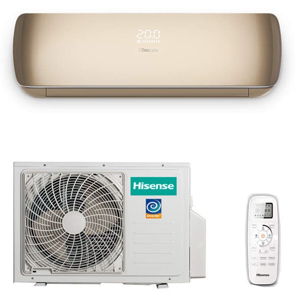 Hisense AS-10UR4SVPSC5G(C) / AS-10UR4SVPSC5W(C)