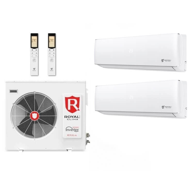 Royal Clima 2xRCI-P31HN/IN / 2RFM-18HN/OUT