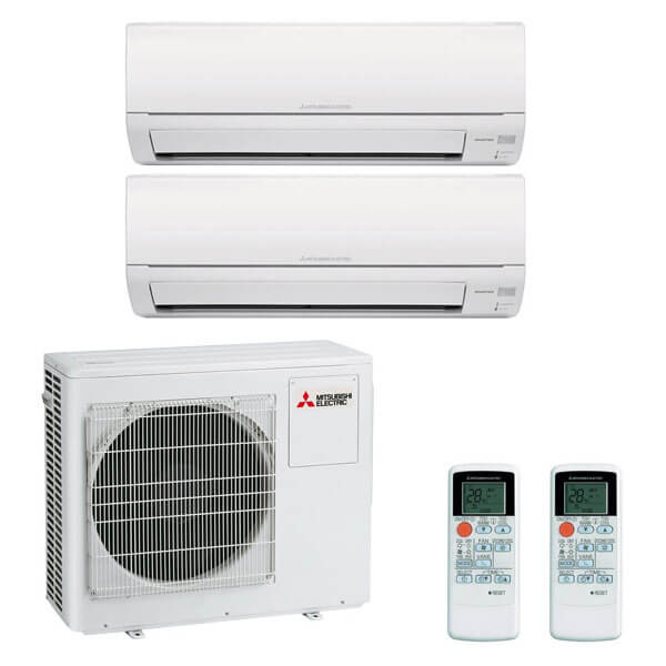 Mitsubishi Electric MXZ-3DM50VA / MSZ-DM25VA